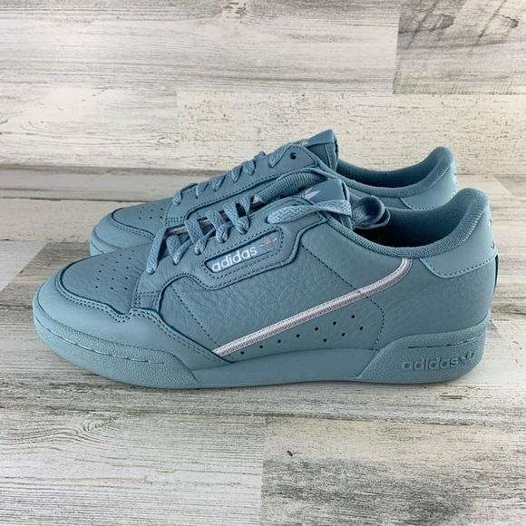 New Adidas Continental 8 Blue Ash